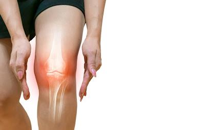 Persona con dolor de hueso