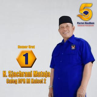 H. Sjahrani Mataja Masih Yang Terbaik Untuk Kalimantan Selatan