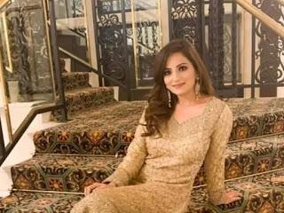 Paskistan beauty queen
