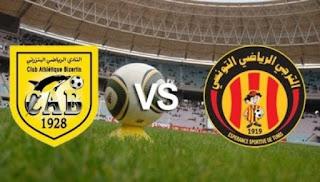 موعد مباراة الترجي التونسي والنادي البنزرتي  في الرابطة التونسية لكرة القدم 19-2-2020 والقنوات الناقلة