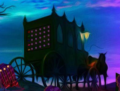 Creepy Halloween Graveyard Escape Escape Games New