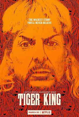 Tiger King (Miniserie de TV) S01 DVD HD Dual Latino + Sub 2DVD