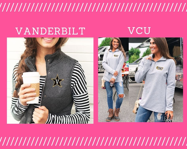 marleylilly vcu clothing