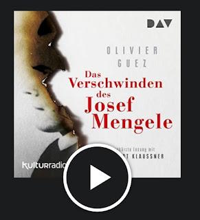 Hörbuch Mengele Audible