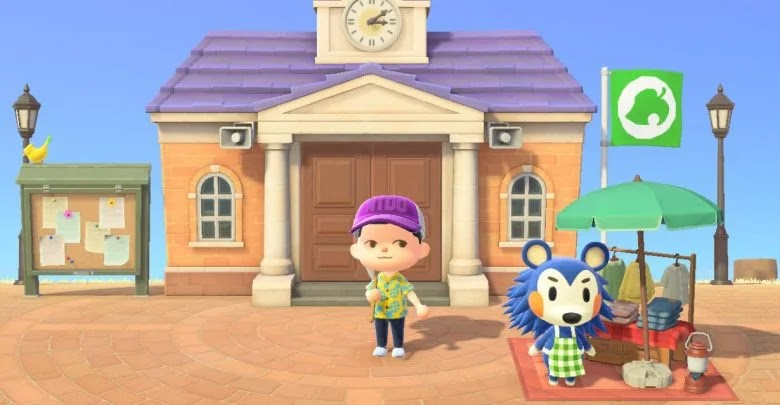 Animal Crossing: New Horizons - How to level up the neighborhood center to make it the town hall