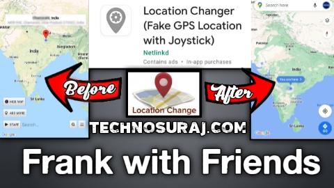 Location Changer (Fake GPS Location with joystick)