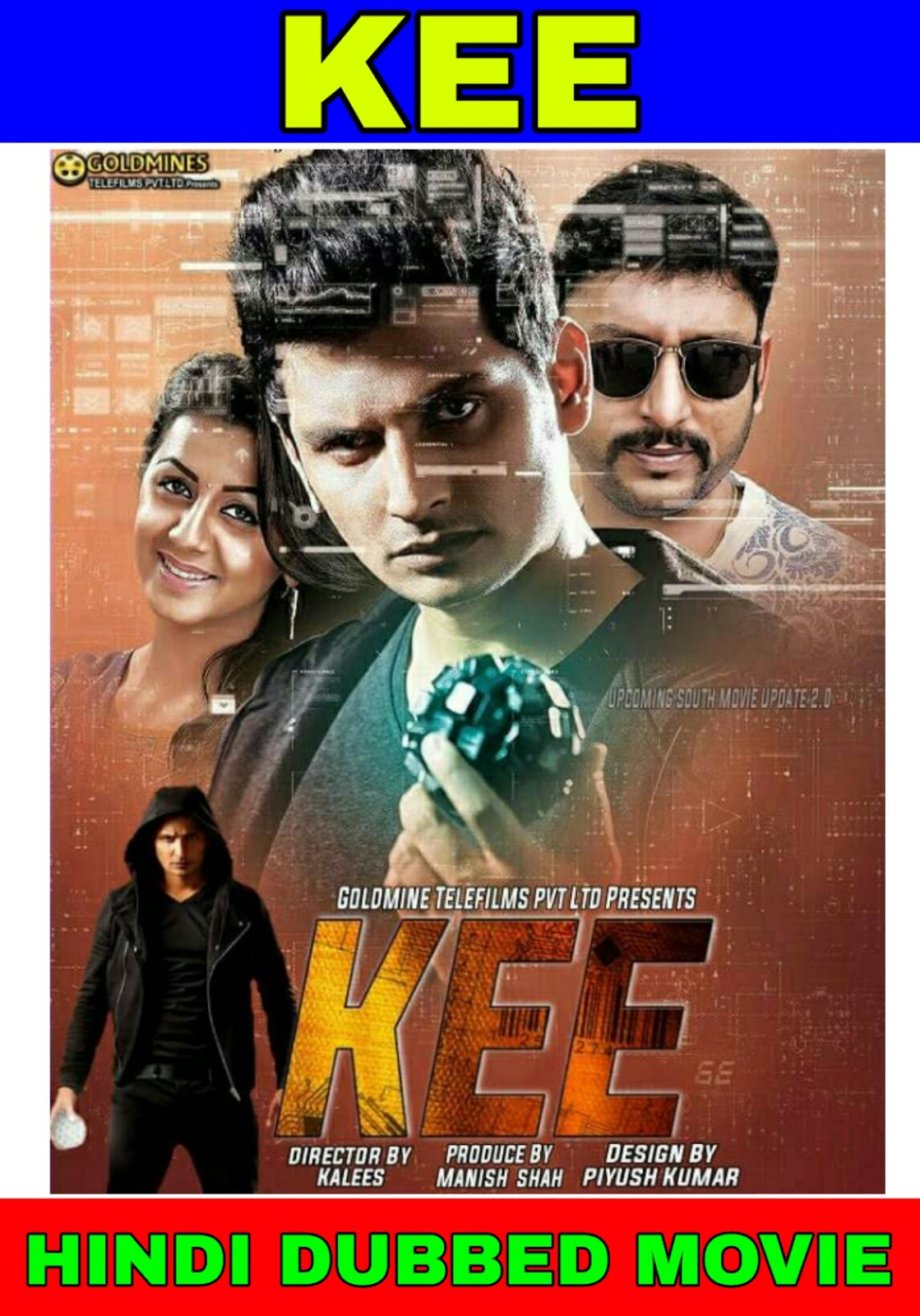 Kee Hindi Dubbed Full Movie - Download Filmywap-4765