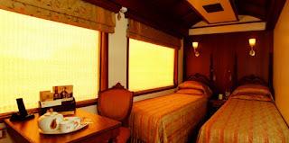 African Luxurious train safari across sub-Saharan Africa