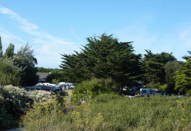 camping Saint Gildas de Rhuys Morbihan famille