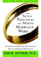 The Seven Principles for Making Marriage Work book