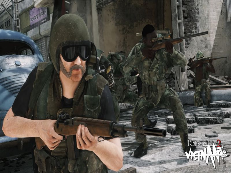 Rising Storm 2 Vietnam PC Game Free Download