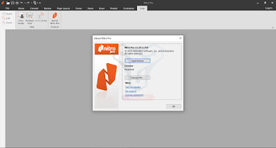 تحميل برنامج Nitro Pro Enterprise للتعامل مع ملفات PDF