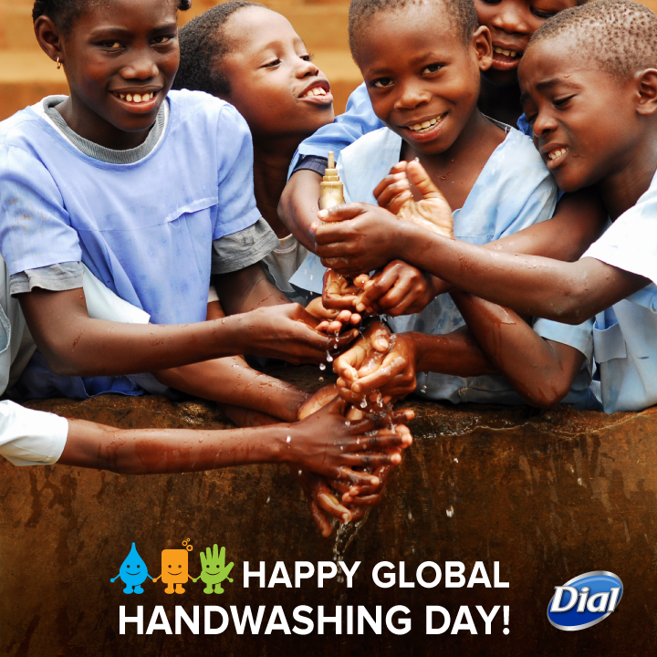 Global Handwashing Day Wishes