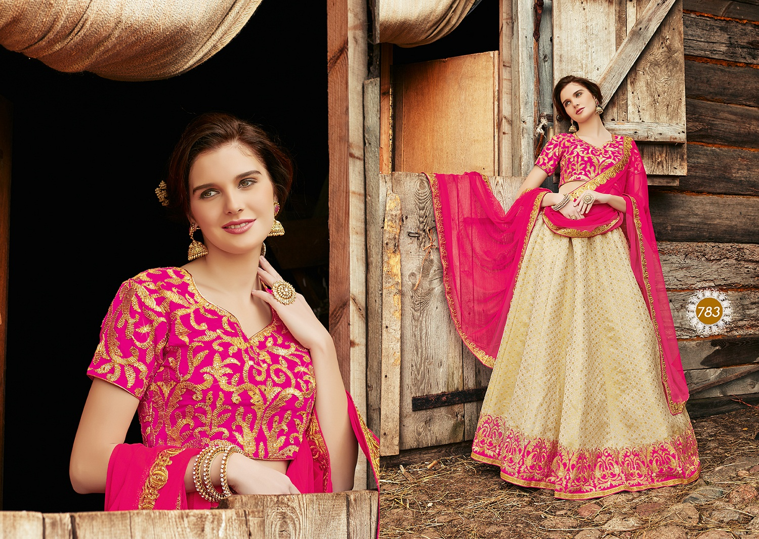 Freya – Latest New Heavy Designer Lehenga Buy Online
