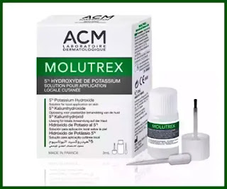 ACM Tratament pentru Molluscum Contagiosum Molutrex pareri forumuri efecte adverse