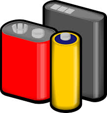 What are the different 'Types of Batteries' in modern tech
