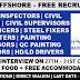 Halul Offshore Company Qatar Recruitment 2020