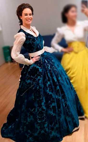 Condessa de barral (mariana ximenes)