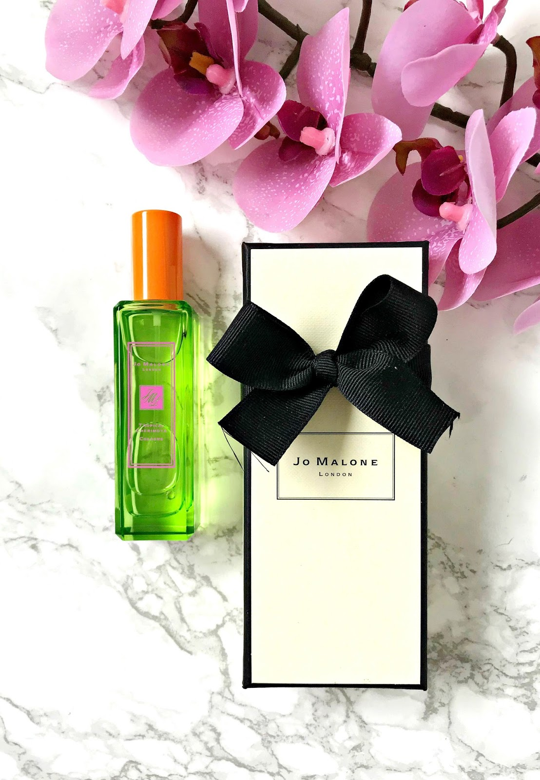 Jo Malone Tropical Cherimoya Cologne Review