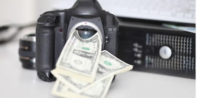 Sell images and photos online