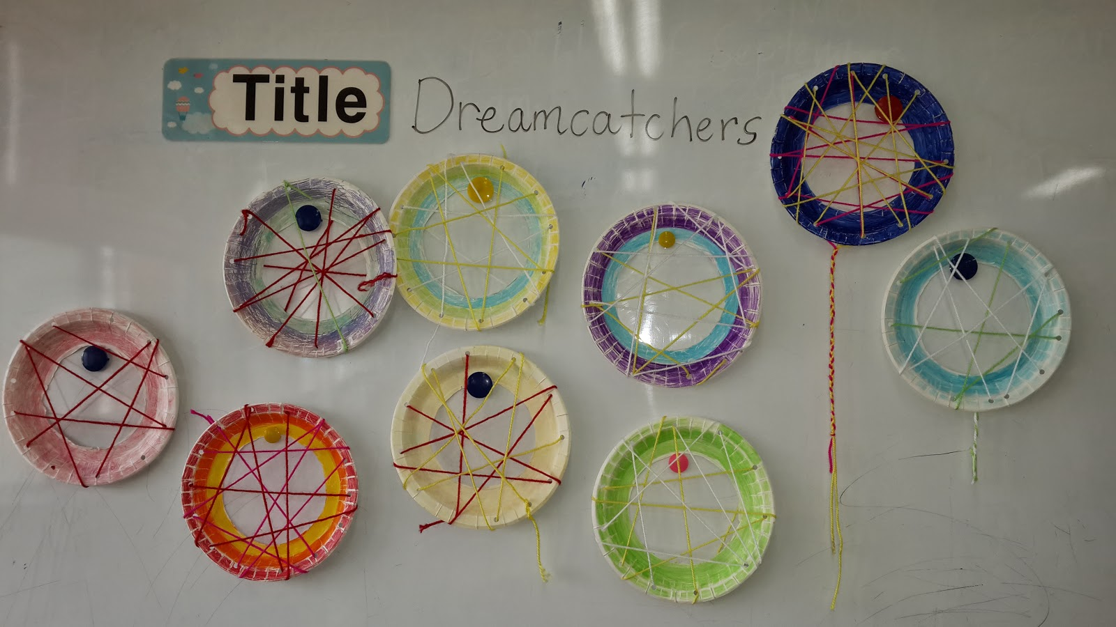 Making Dream Catchers Story Time And Craft Free