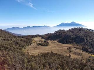 Jalur Pendakian Gunung Butak Blitar Yang Sering Dilalui