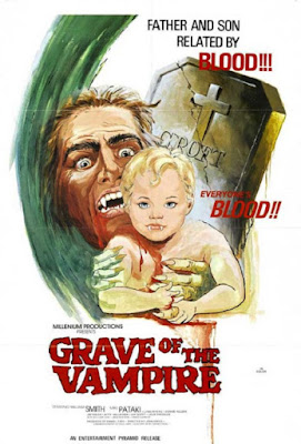Poster - Grave of the Vampire, 1972