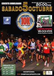 Carrera 10 Km Proyecto Hombre Ponferrada 2019
