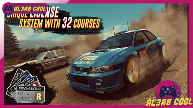 تحميل لعبة Rally Racer EVO MOD للأندرويد من الميديا فاير