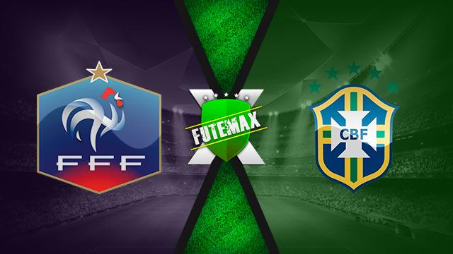 Assistir França x Brasil ao vivo dia 23/06/2019 às 16h00 - Copa do Mundo Feminina - Transmissão pela GLOBO, BAND, SPORTV  (FUTEMAX)