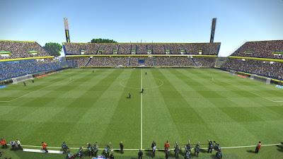PES 2019 Stadium Gigante de Arroyito