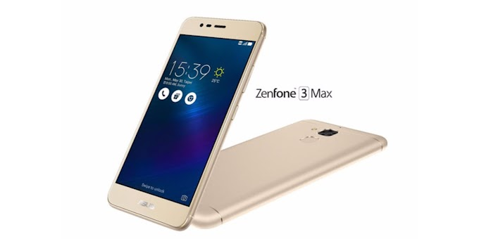 Asus Zenfone 3 Max receives Android 8.1 Oreo with ZenUI 5.0