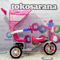 Sepeda Roda Tiga Anak Family F906DT