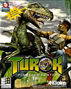Turok Dinosaur Hunter PC Full