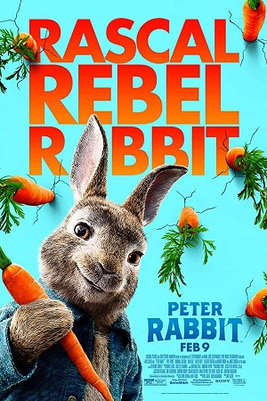 Watch Online Free Peter Rabbit (2018) Hindi Dual Audio 480p 720p Bluray