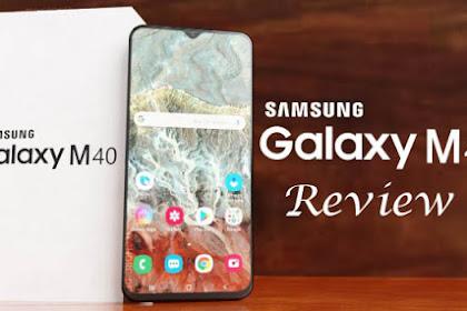Harga dan Spesifikasi Samsung M40 Indonesia