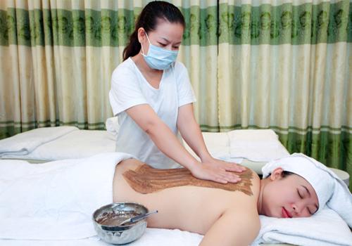 Chăm sóc da mặt và toàn thân chuyên sâu hiệu quả