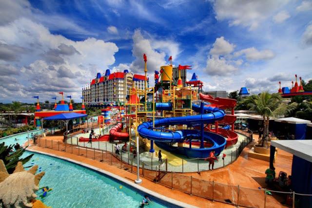 Aktiviti Menarik dan Harga Tiket di Legoland Malaysia