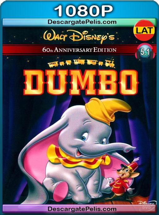 Dumbo (1941) 1080P BRrip Latino – Ingles