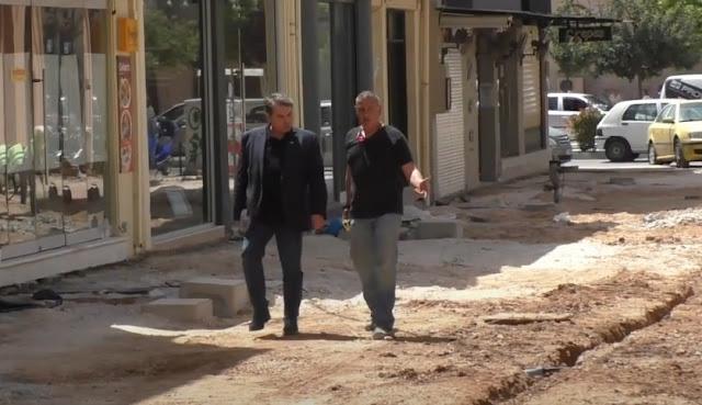 Δ.Καμπόσος: Σε δύσκολους καιρούς παραδίδουμε έργα! (βίντεο)
