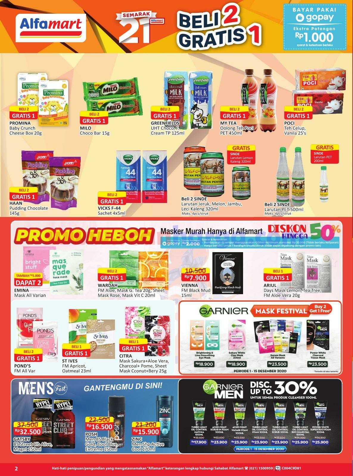 Katalog Promo Alfamart 1 - 15 Desember 2020 2