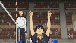 ハイキュー!! アニメ 2期18話 影山飛雄 | HAIKYU!! Karasuno vs Wakutani minami