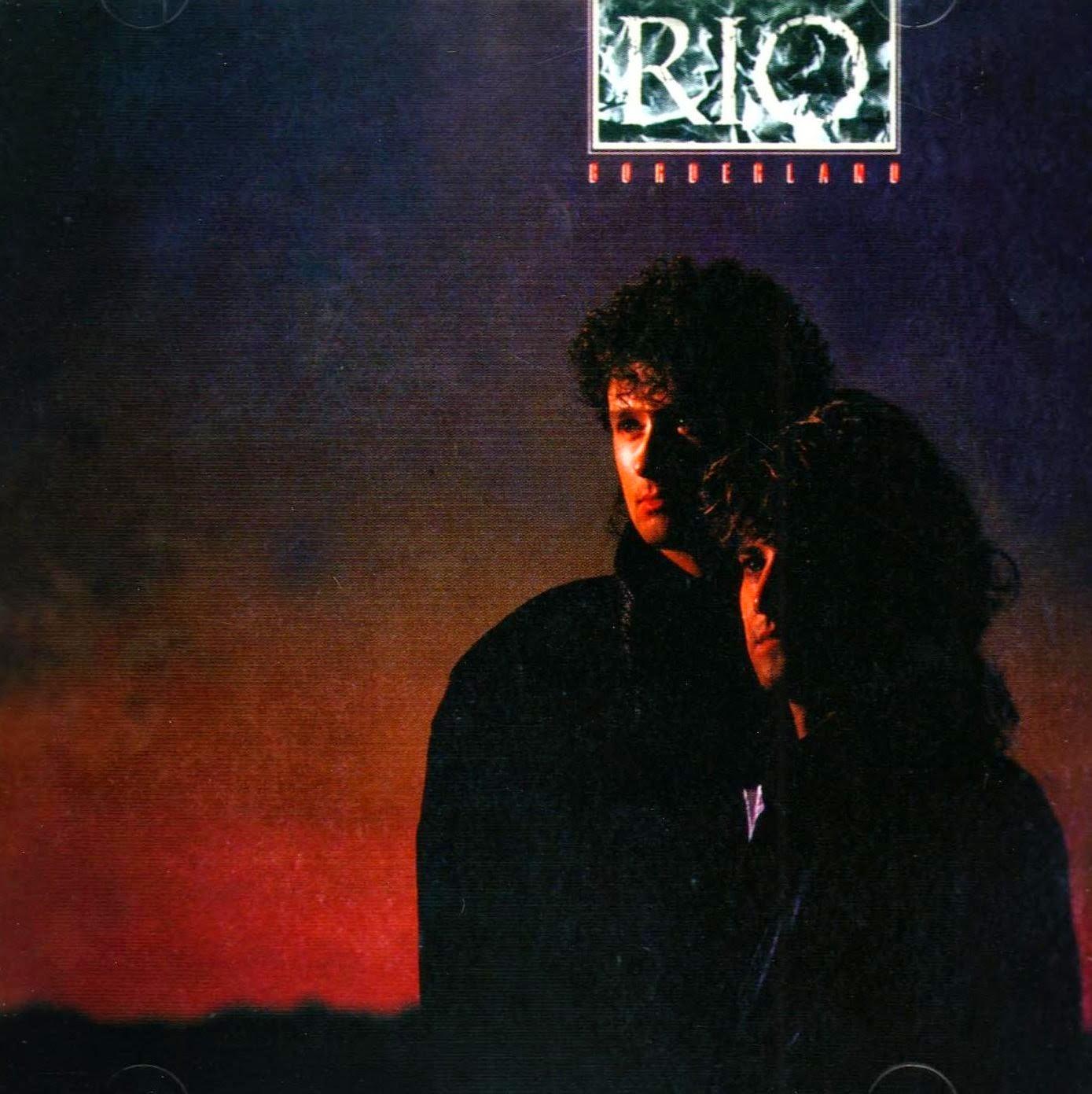 RIO Borderland 1985 aor melodic rock