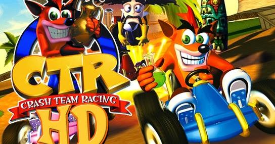 تحميل لعبة crash team racing للكمبيوتر 2020
