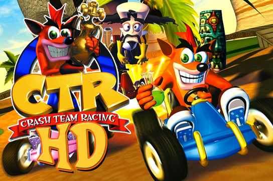 لعبة كراش للكمبيوتر Download Crash Team Racing 2020