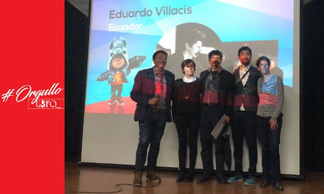 Tres profesores y una estudiante de la USFQ expondrán sus proyectos en el festival internacional de Animación Digital