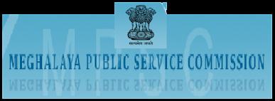 Meghalaya PSC Recruitment Notice 2021