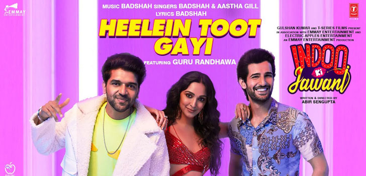 Heelein Toot Gayi Lyrics in Hindi