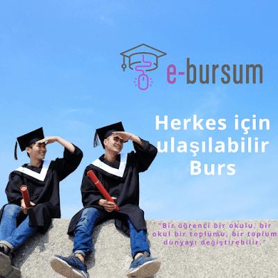 Burs ararken zorlandı E-Bursum'u kurdu