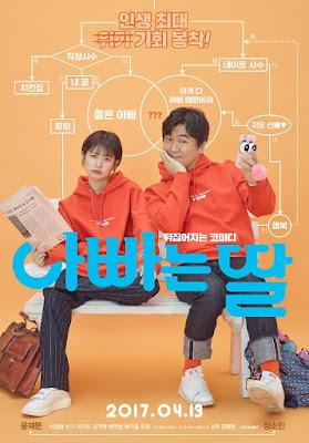 Sinopsis Film Dad is Daughter 2017 (Korean Movie)